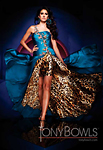 Prom dress Tony Bowls 11174
