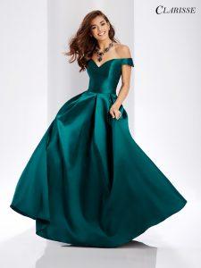 Clarisse dress 3442