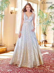 Prom dress 3589 Clarisse